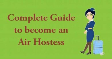 How to Become an Air Hostess Qualification