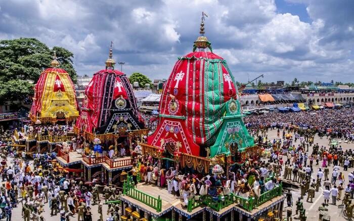Rath Yatra Fair and festival of Gujarat