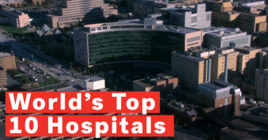worlds biggest hospital list