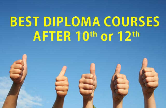 Diploma Courses After 10th 12th
