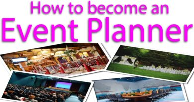 How to Become a Event Planner