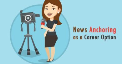 How to become a news anchor