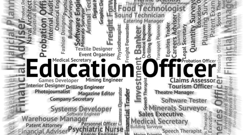 How to become an Education Officer