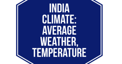 Indian climate average weather