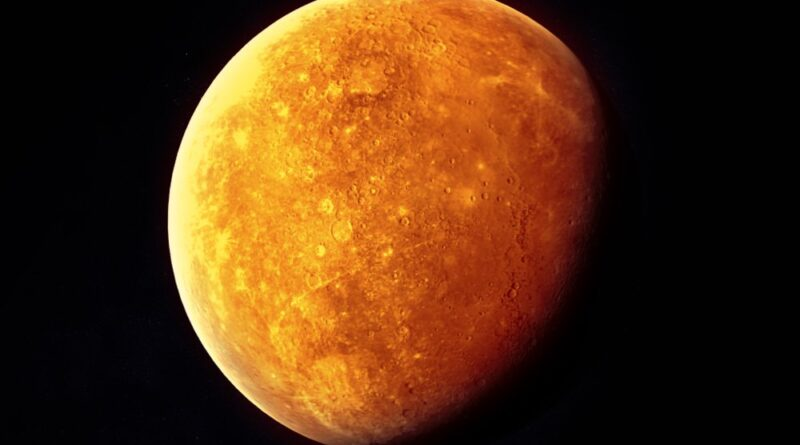 Mercury Facts About the Planet
