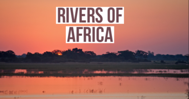 Rivers of Africa