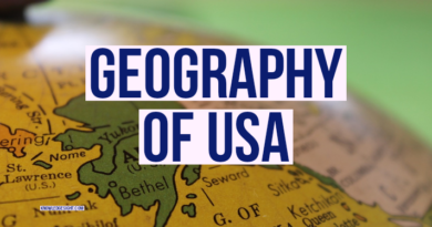 Geography of USA