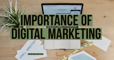 Importance of digitalmarketing