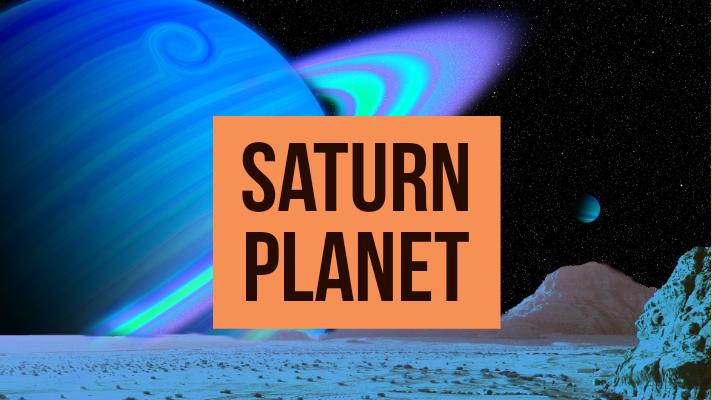 Saturn Planet