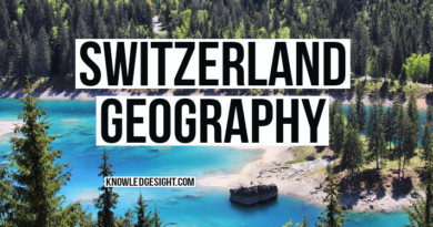 Switzerland geography