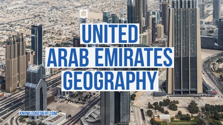United Arab Emirates geography