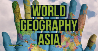 World Geography Asia