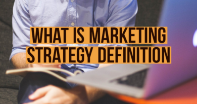 what is marketing strategy definition