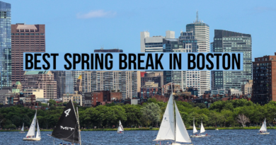 Best spring break in boston