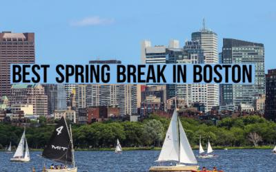 Best spring break in boston