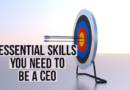 Essential skills you need to be a CEO