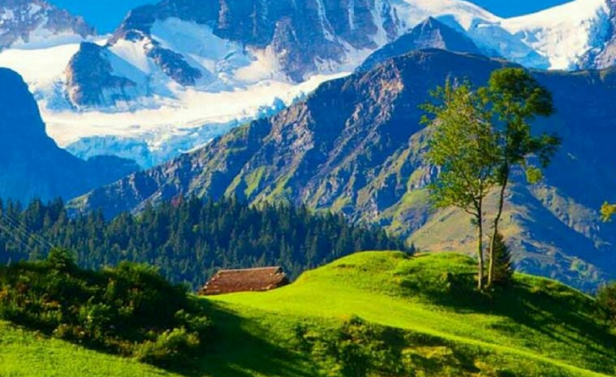Gulmarg,hill stations in india to visit,Best Hill stations,