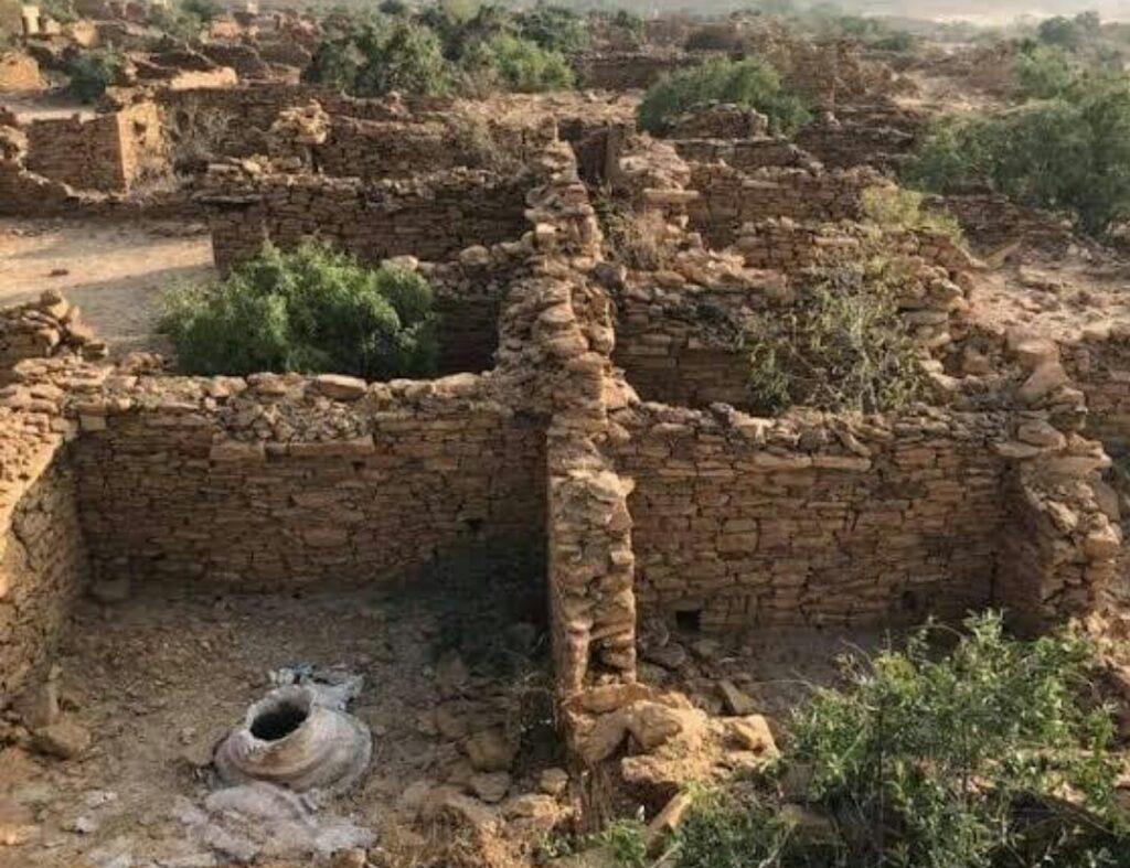 kuldhara village history