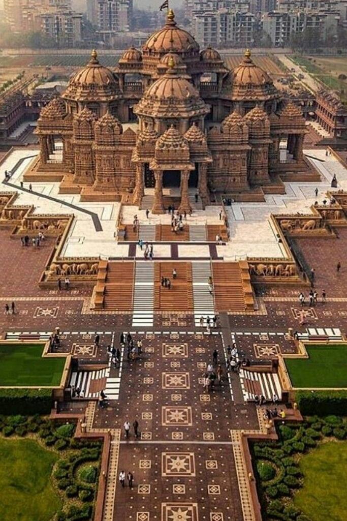 akshardham temple , Delhi tourist places, best places to visit in delhi