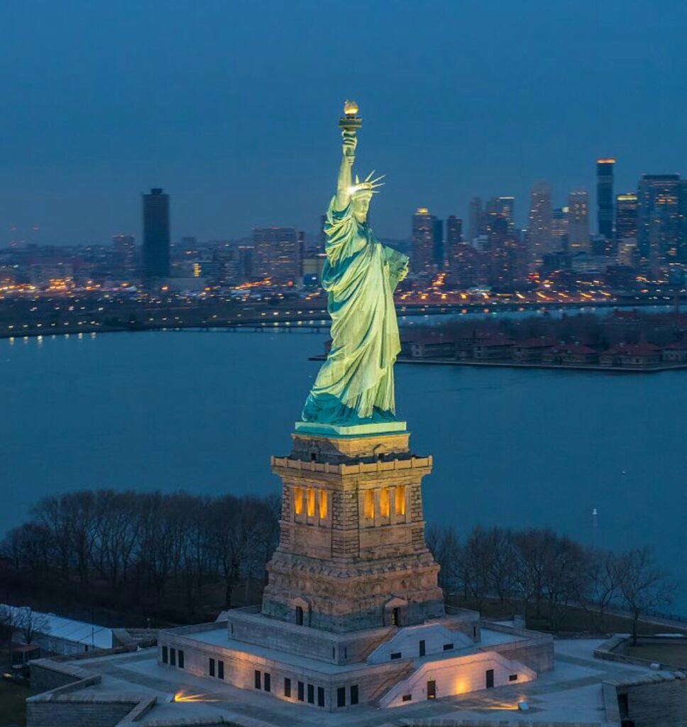 amazing facts about statue of liberty, statue of liberty facts