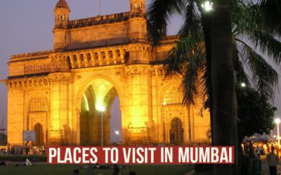Places to Visit in Mumbai