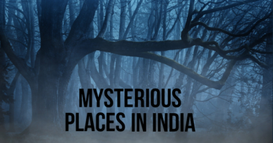 mysterious places in india
