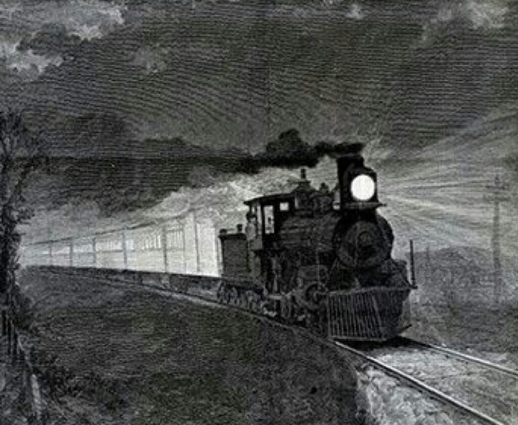mysterious train italy,Lost in a Tunnel in Italy