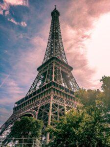 eiffel tower in paris france,eiffel tower history