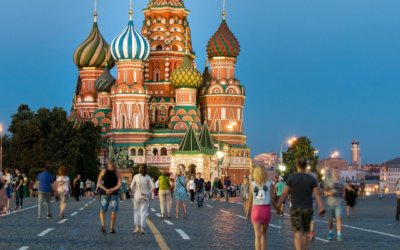 Amazing facts about Russia