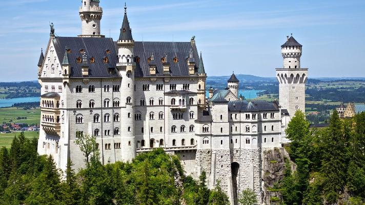 Germany castle
