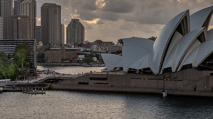 Sydney tourist attractions