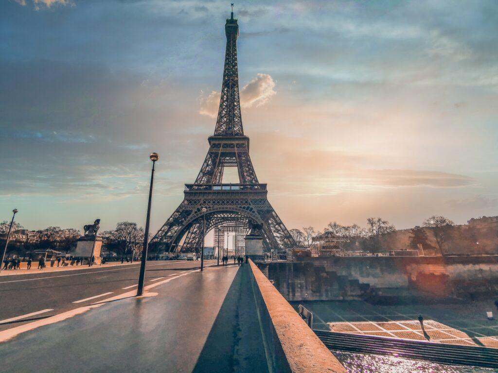 eiffel tower,Visit in Paris
