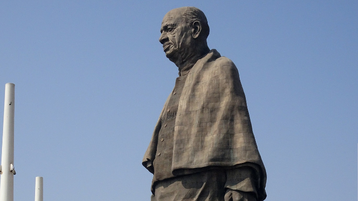 facts about statue of unity