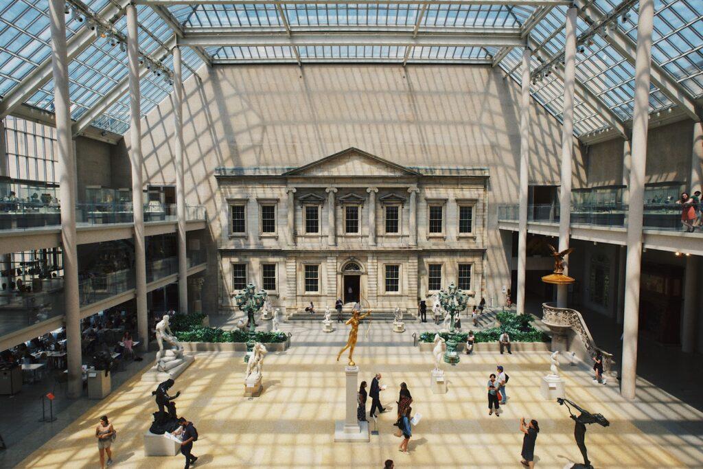 Metropolitan museum of Art,museums in nyc.