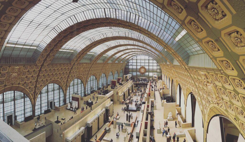 Musée d'Orsay,museums in paris