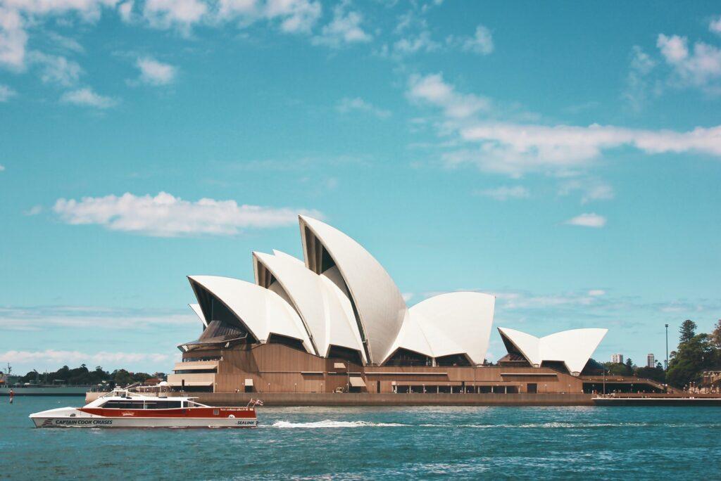 Sydney Opera House,sydney tourist attractions