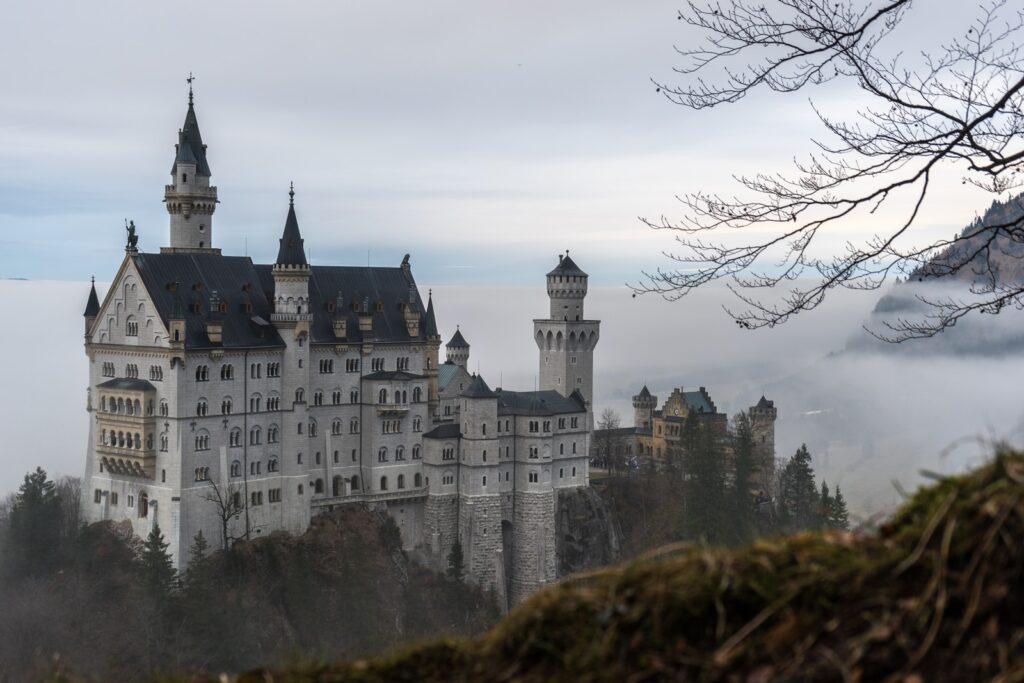 Neuschwanstein castle , Germany, Castle facts