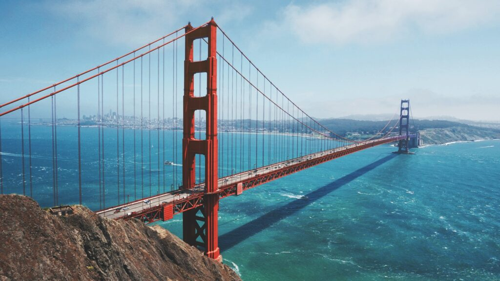 Golden Gate Bridge, one of the most interesting golden gate bridge facts.