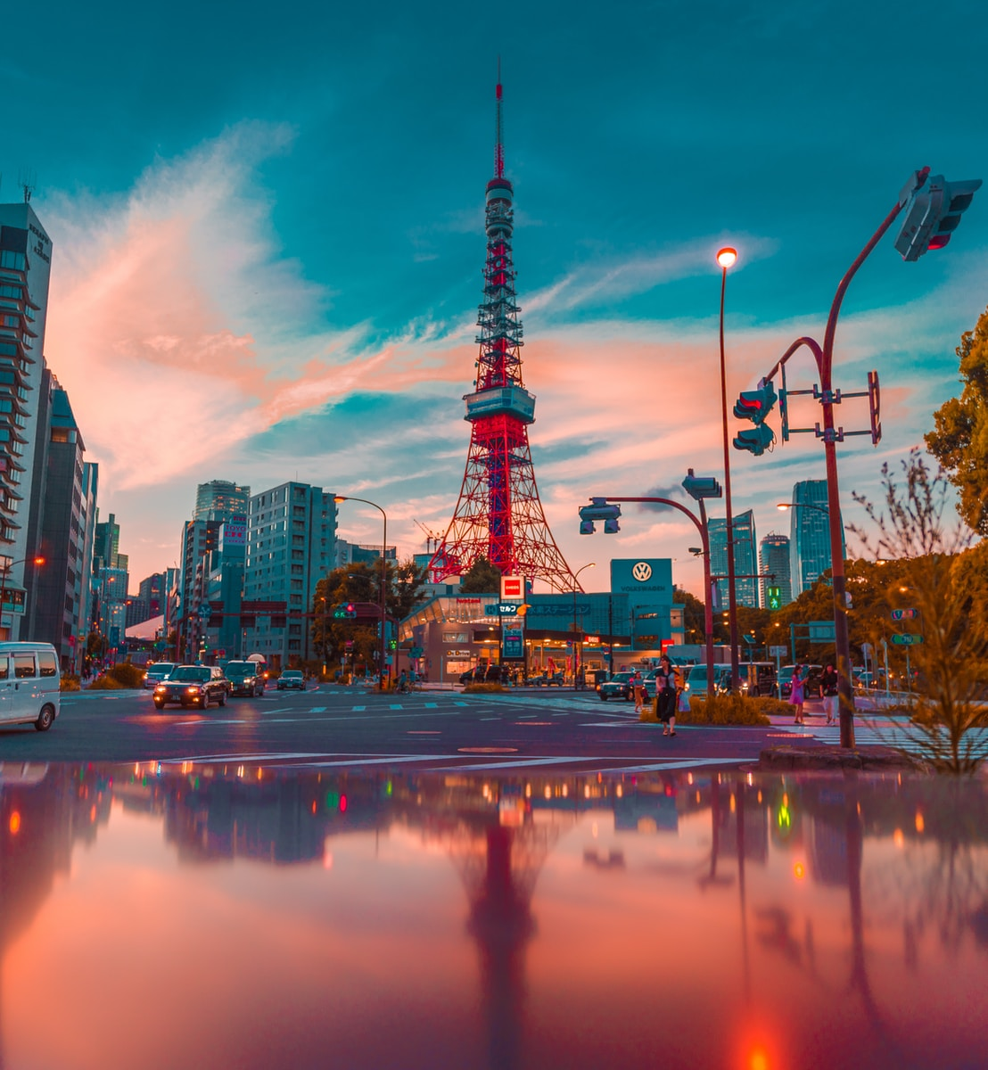 interesting facts about Tokyo Tower