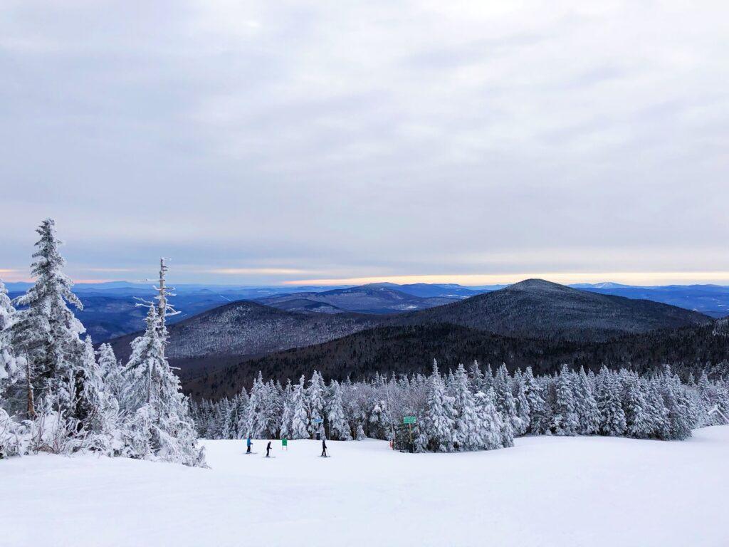 killington ski resort, USA, ski resort